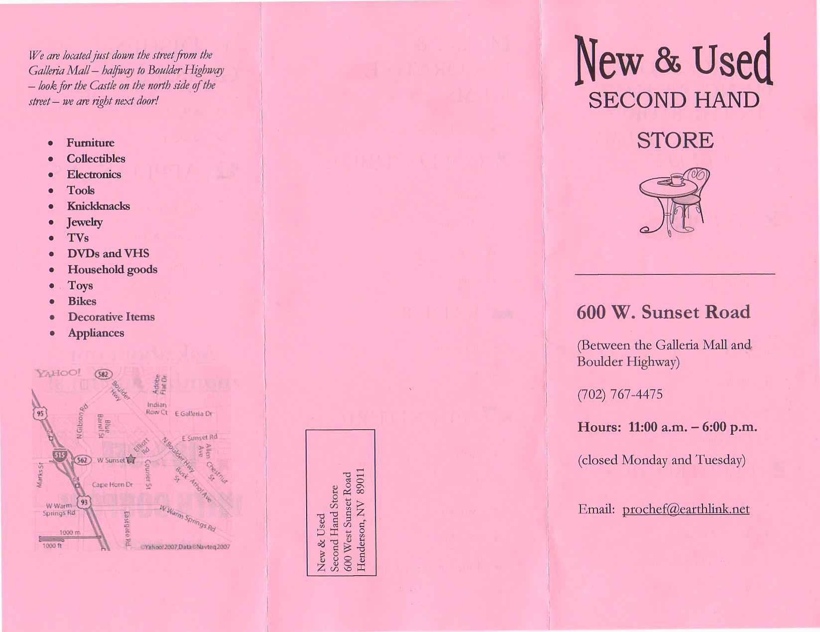 Thrift Store Flyers Sample Heartimpulsarco - Sales invoice template word online thrift store clothes